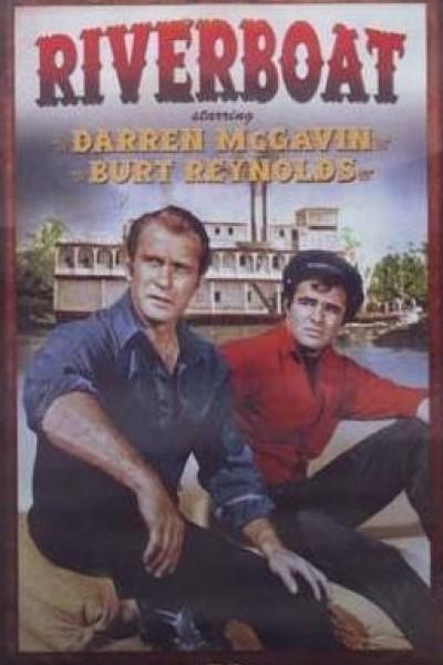 Caratula, cartel, poster o portada de Riverboat