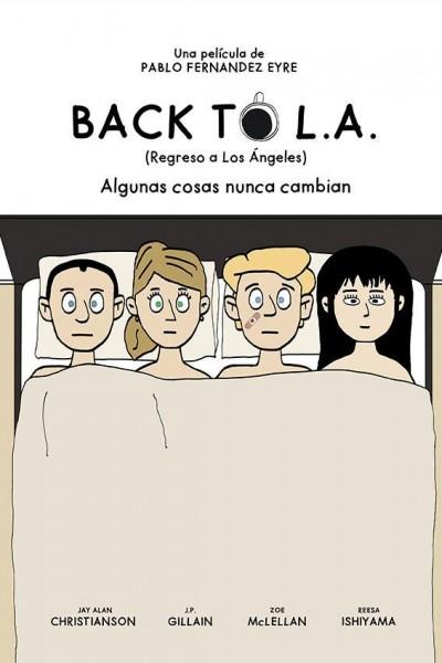 Caratula, cartel, poster o portada de Regreso a Los Ángeles