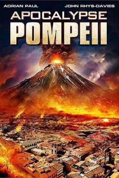 Caratula, cartel, poster o portada de El apocalípsis de Pompeya