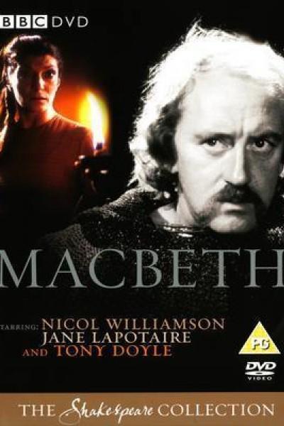 Caratula, cartel, poster o portada de Macbeth