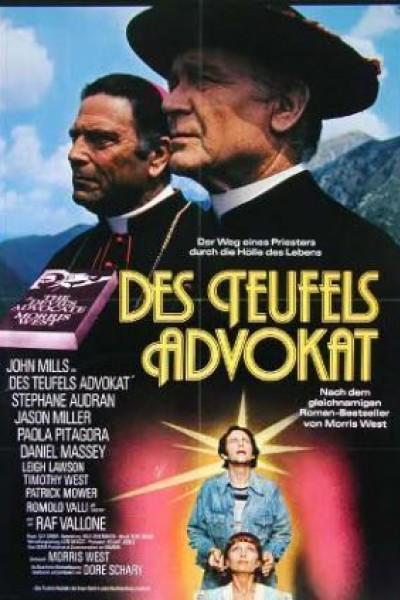 Caratula, cartel, poster o portada de El abogado del diablo