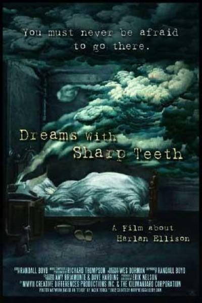 Caratula, cartel, poster o portada de Dreams with Sharp Teeth