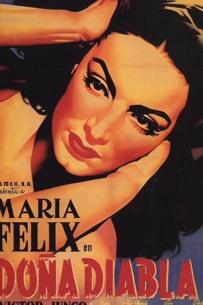 Caratula, cartel, poster o portada de Doña Diabla