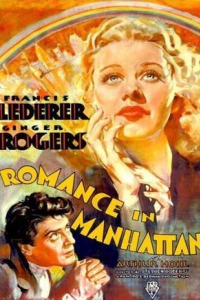 Caratula, cartel, poster o portada de El embrujo de Manhattan