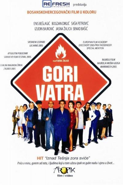 Caratula, cartel, poster o portada de Gori vatra (Fuse)