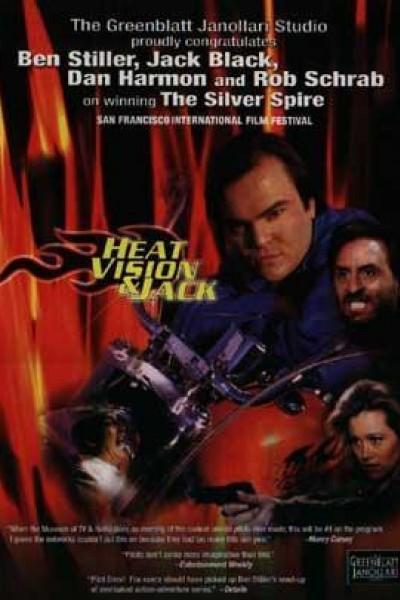 Caratula, cartel, poster o portada de Heat Vision and Jack