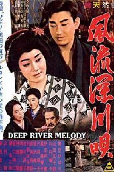 Caratula, cartel, poster o portada de Deep River Melody
