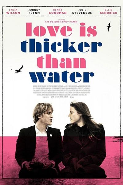Caratula, cartel, poster o portada de Love Is Thicker Than Water