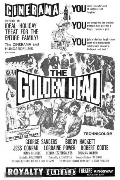 Caratula, cartel, poster o portada de The Golden Head