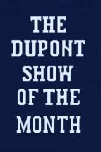 Caratula, cartel, poster o portada de The DuPont Show of the Month