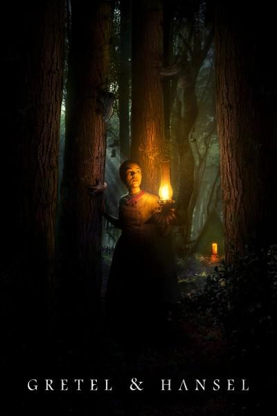 Caratula, cartel, poster o portada de Gretel y Hansel: Un oscuro cuento de hadas