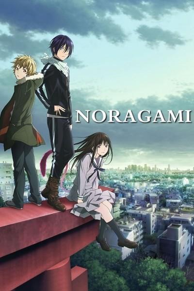 Caratula, cartel, poster o portada de Noragami