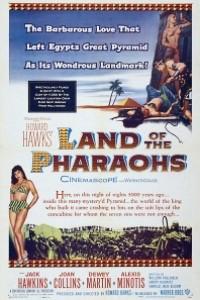 Caratula, cartel, poster o portada de Tierra de faraones
