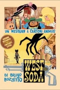 Caratula, cartel, poster o portada de Johnny y Clementina en el Oeste (West and Soda)
