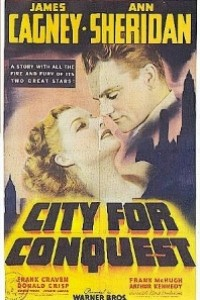 Caratula, cartel, poster o portada de Ciudad de conquista