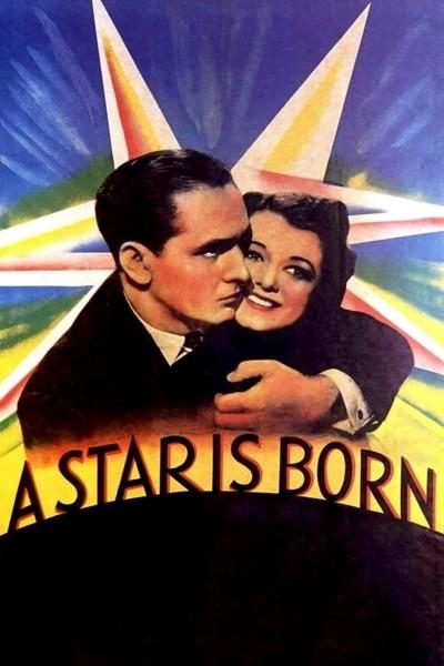 Caratula, cartel, poster o portada de Ha nacido una estrella