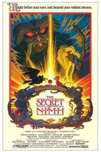 Caratula, cartel, poster o portada de Nimh, el mundo secreto de la Sra. Brisby