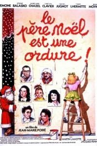 Caratula, cartel, poster o portada de Le père Noël est une ordure