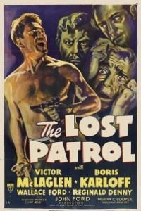 Caratula, cartel, poster o portada de La patrulla perdida
