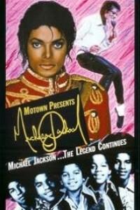Caratula, cartel, poster o portada de Michael Jackson: La leyenda continúa