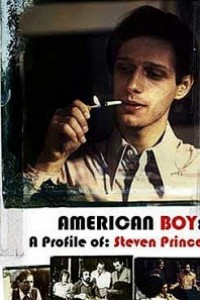 Caratula, cartel, poster o portada de American Boy: A Profile of: Steven Prince