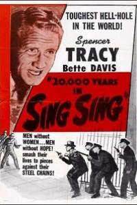 Caratula, cartel, poster o portada de Veinte mil años en Sing Sing