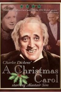 Caratula, cartel, poster o portada de Cuento de Navidad