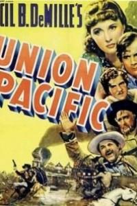 Caratula, cartel, poster o portada de Unión Pacífico