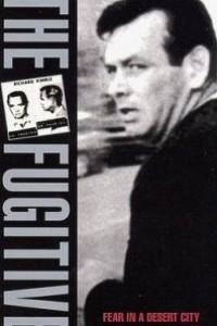 Caratula, cartel, poster o portada de El fugitivo