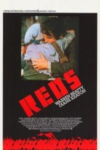 Caratula, cartel, poster o portada de Rojos