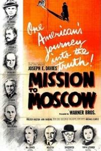 Caratula, cartel, poster o portada de Misión en Moscú