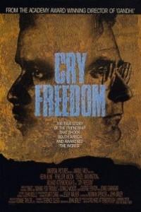 Caratula, cartel, poster o portada de Grita Libertad