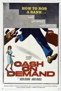Caratula, cartel, poster o portada de Cash on Demand