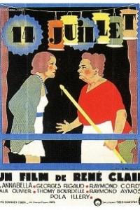 Caratula, cartel, poster o portada de Catorce de julio (14 de julio)