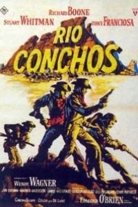 Caratula, cartel, poster o portada de Río Conchos