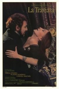 Caratula, cartel, poster o portada de La Traviata