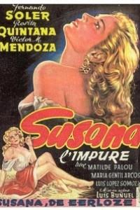 Caratula, cartel, poster o portada de Susana (Demonio y carne)
