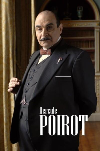 Caratula, cartel, poster o portada de Agatha Christie: Poirot