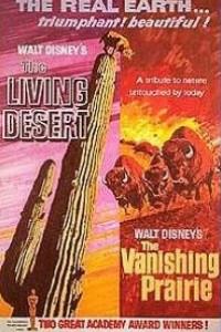 Caratula, cartel, poster o portada de El desierto viviente