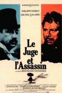 Caratula, cartel, poster o portada de El juez y el asesino