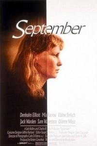 Caratula, cartel, poster o portada de Septiembre