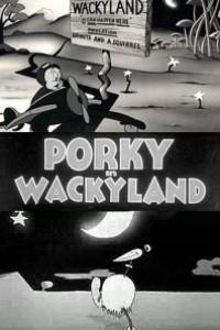 Caratula, cartel, poster o portada de Porky in Wackyland
