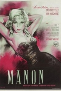 Caratula, cartel, poster o portada de Manon
