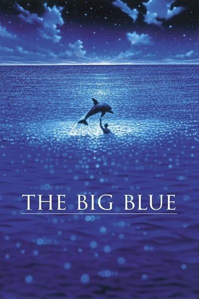 Caratula, cartel, poster o portada de El gran azul