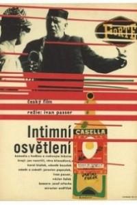 Caratula, cartel, poster o portada de Iluminación íntima