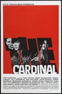Caratula, cartel, poster o portada de El cardenal