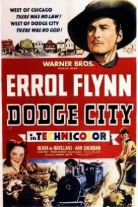 Caratula, cartel, poster o portada de Dodge, ciudad sin ley