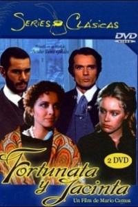 Caratula, cartel, poster o portada de Fortunata y Jacinta