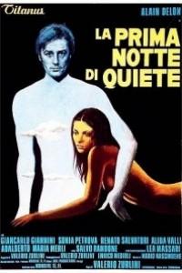 Caratula, cartel, poster o portada de La primera noche de la quietud