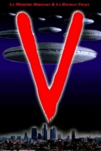 Caratula, cartel, poster o portada de V
